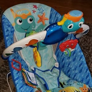 Other - Baby einstein Neptunes lights and Sea bouncer